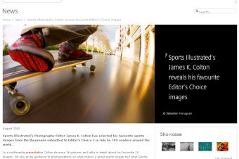 Canon CPN Editor's Choice 2 – Sports