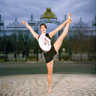 Cindy - Gymnaste