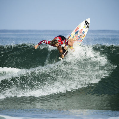 Swatch Girls Pro France 2012 Seignosse Hossegor, France