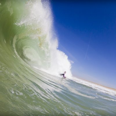 la graviere hossegor seignosse bodyboard creux tube vague impact aqua sebastien huruguen