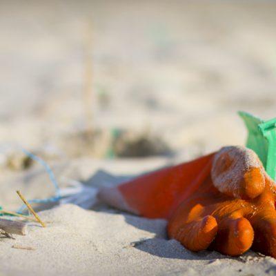 Gironde 103 dechetes plages girondines pollution plastique dechet