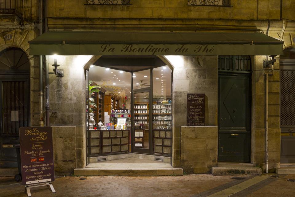 La boutique du the bordeaux sebastien huruguen photographe for La boutique bordeaux