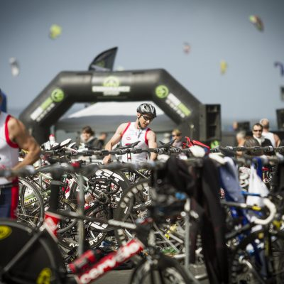 Triathlon arcachon 2014