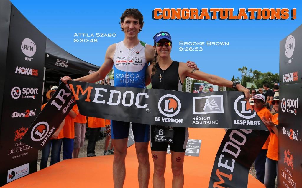 IronMedoc 2015 vainqueurs
