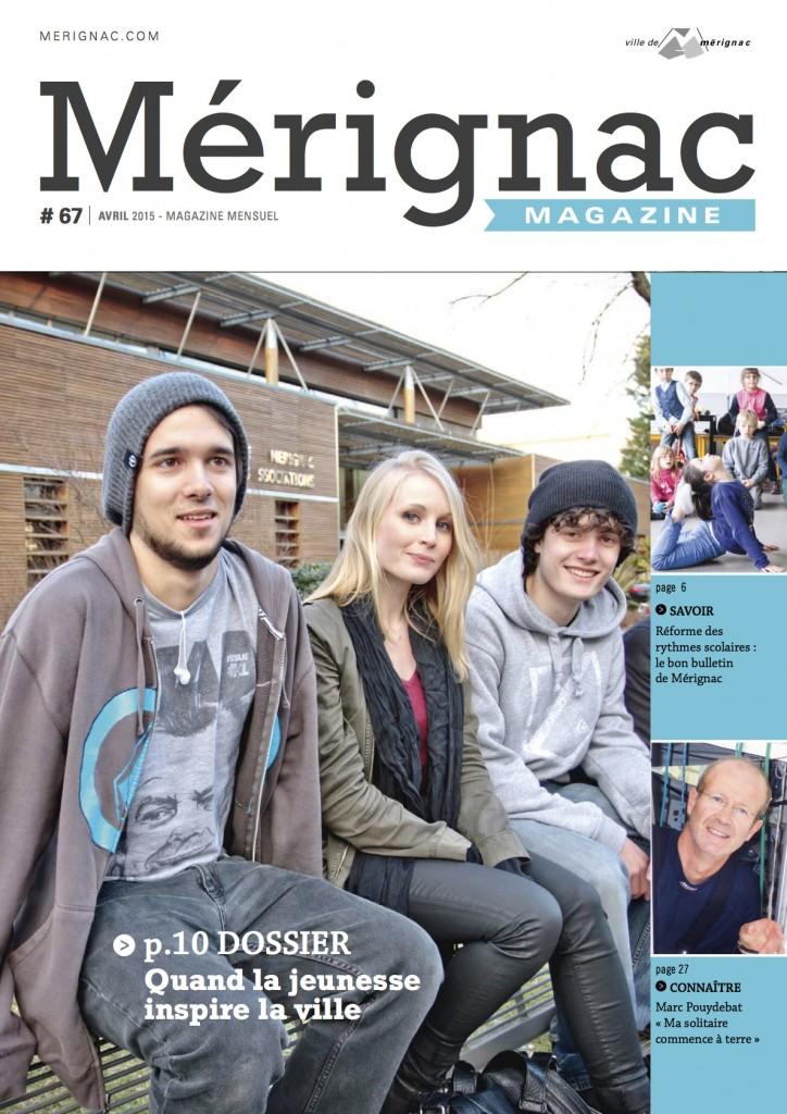 Merignac Mag MLM67 Avril 2015
