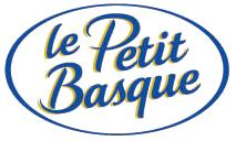 le petit basque logo caille yaourt au lait de brebis png