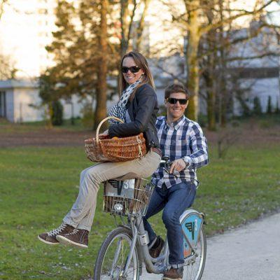 couple-vcub-velo-panier-merignac-parc-bordeaux-photographe-sebastien-huruguen