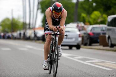 Départ du parcours vélo Scott Half Triathlon - Lacanau Tri Events 2016 | Sébastien Huruguen www.huruguen.fr
