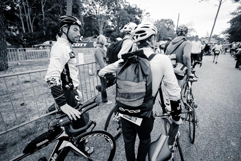 Arrivée des concurrents sur le Scott Half Triathlon - Lacanau Tri Events 2016 | Sébastien Huruguen www.huruguen.fr