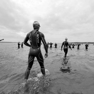 Le lac du Moutchic Scott Half Triathlon - Lacanau Tri Events 2016 | Sébastien Huruguen www.huruguen.fr