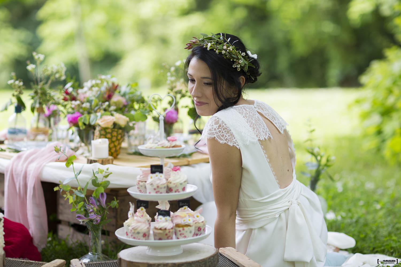mariage, bordeaux, aquitaine, gironde, sebastien huruguen, photographe mariage, photographe mariage bordeaux, little cake sisters, cup cakes, wedding cake