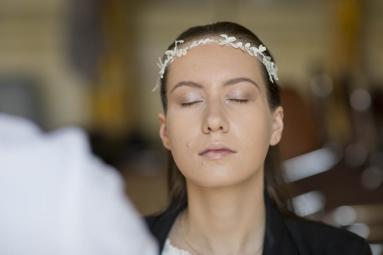maquillage, portrait, demoiselle d'honneur, mariage, bordeaux, aquitaine, gironde, sebastien huruguen, photographe mariage, photographe mariage bordeaux