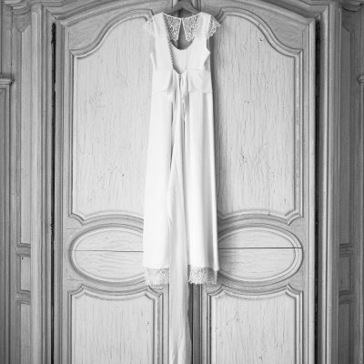 Robe De Mariée LoraFolk Felicie Oh Oui Sebastien Huruguen Photographe Mariage Bordeaux1