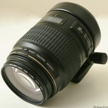 Test du Canon EF 100mm f2.8 Macro USM