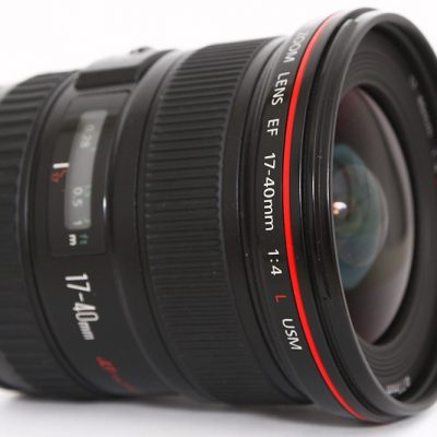 Canon EF 17-40mm f/4