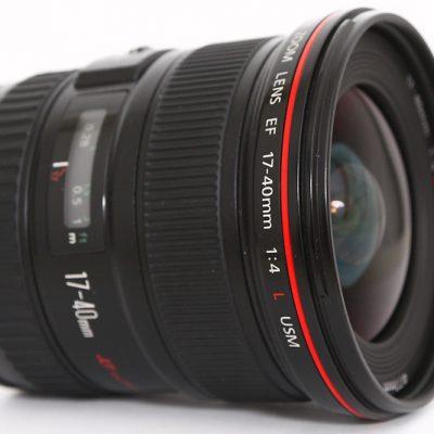Canon EF 17-40mm f/4