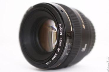 Test du Canon EF 50mm f/1.8 II et du Canon EF 50mm f/1.4 USM