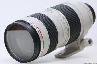 Test du zoom Canon EF 70-200mm f/2.8 L USM