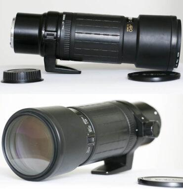 Test du Sigma AF 400mm F5.6 Apo Macro
