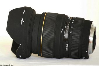 Test du zoom standart Sigma AF 24-70mm f/2.8 DG Macro EX