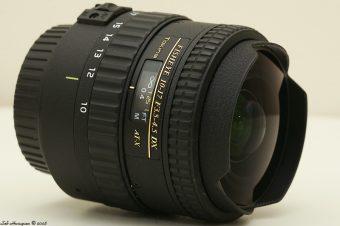 Test du Tokina AT-X 107 10-17mm f/3.5-4.5 fisheye DX (if)