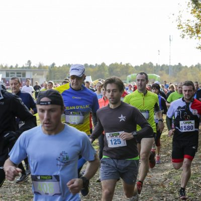 course à pieds running run courir trail en jalle saint jean d'illac 2015 sebastien huruguen photographe bordeaux gironde les concurrents sur le debut de parcours