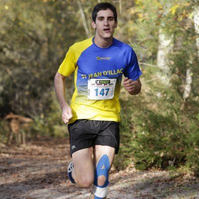 course à pieds running run courir trail en jalle saint jean d'illac 2015 sebastien huruguen photographe bordeaux gironde club local