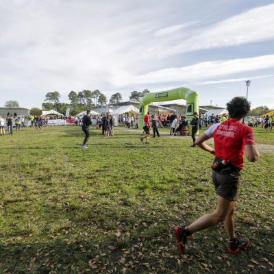 course à pieds running run courir trail en jalle saint jean d'illac 2015 sebastien huruguen photographe bordeaux gironde echauffement