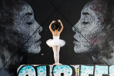 Je suis une ballerine – Portrait