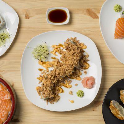 plats restaurant japonais bordeaux