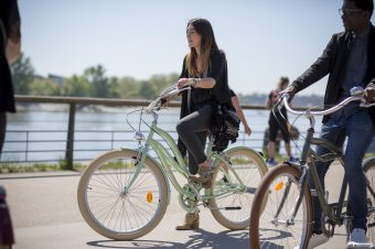 Beach Cruiser Westside – Les Quais de Bordeaux