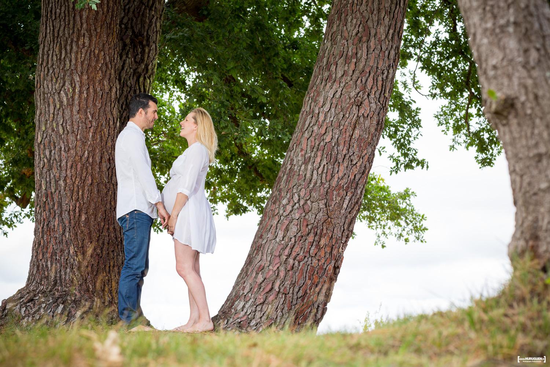 sebastien-huruguen-photographe-grossesse-futurs-parents-sanguinet-landes-gironde-maman-papa-femme-enceinte-foret-couple