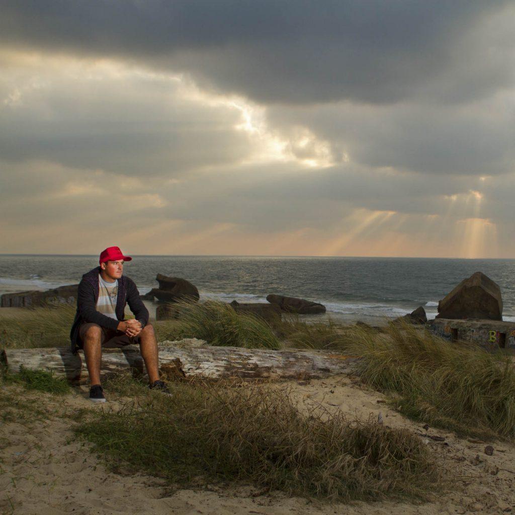 portrait du photographe professionnel sebastien huruguen