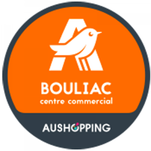 Aushopping centre commercial Auchan Bouliac