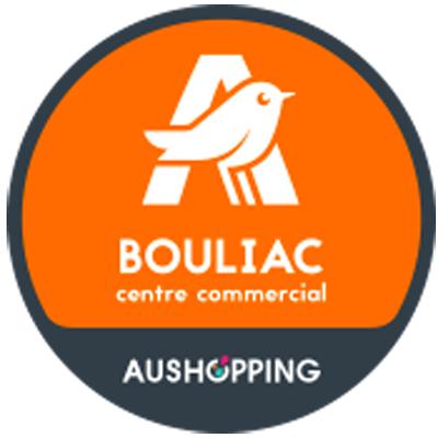 Aushopping centre commercial Auchan Bouliac