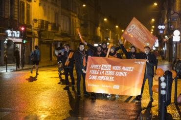 Marathon de Bordeaux Métropole 2018 – Opération easyJet