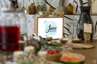 Atelier Veggie Bowl by June chez Fleurs de Mars
