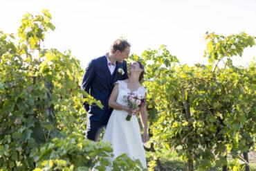 Un mariage sur les bords de la Charente