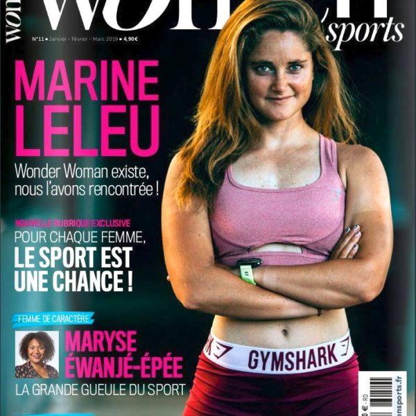 couverture-magazine-women-sports-11-janvier-fevrier-mars-2019