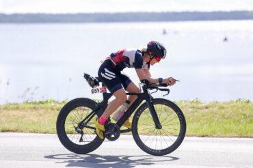 photo de triathlon Lacanau