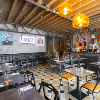 Photographe Restaurants / Commerces