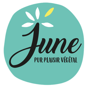 logo june pur plaisir vegetal