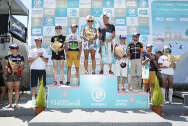 Podiums – E.Leclerc Frenchman Triathlon 2019