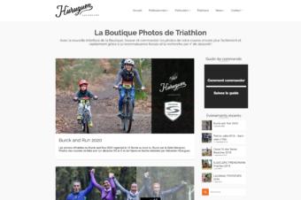 La nouvelle Boutique Photos de Triathlons est en ligne !