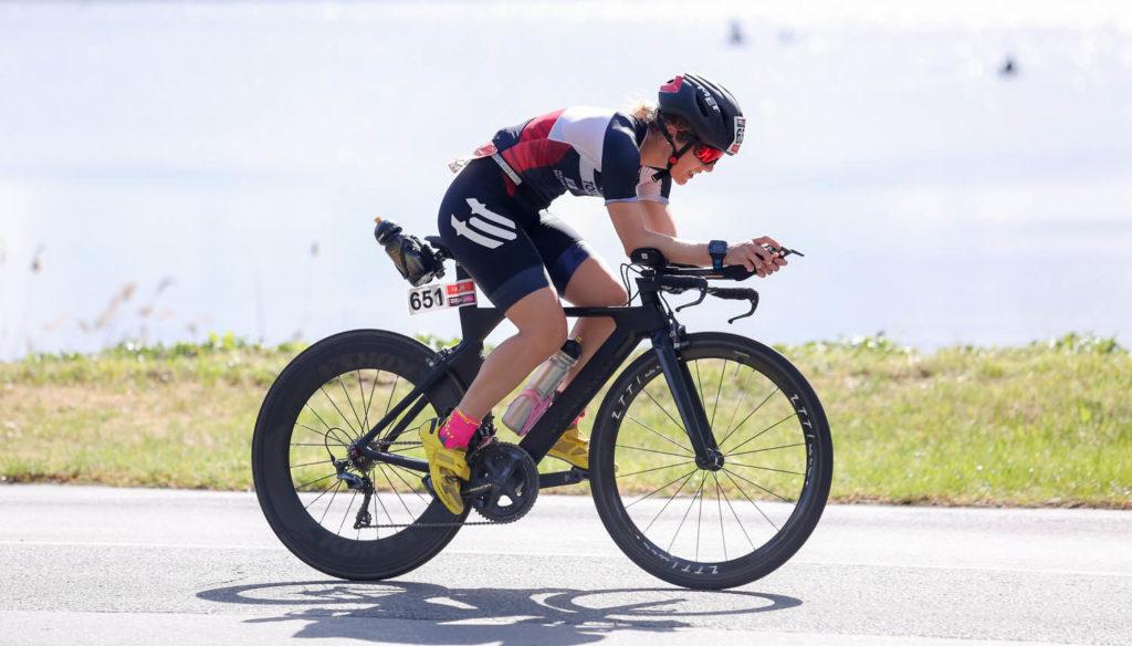 la nouvelle boutique photo de triathlon - sebastien huruguen