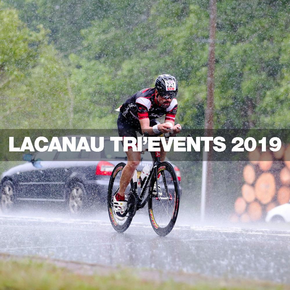 lacanau tri events 2019 velo pluie