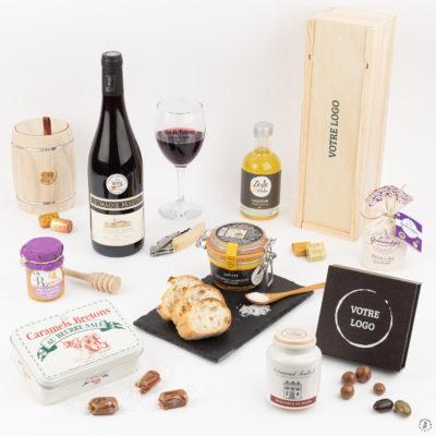 packshots produits photo d'ambiance cadeaux d'affaires personnalisés a la french sebastien huruguen photographe bordeaux