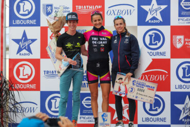 Podiums – Frenchman Triathlon Libourne 2020