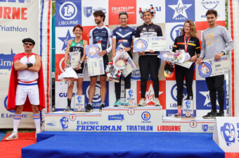 Podiums – Frenchman Triathlon Libourne 2021